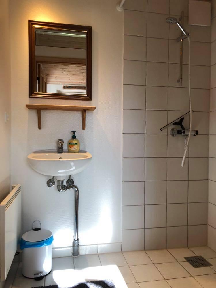 Badeværelset i Skagen centrum